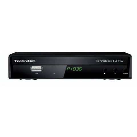 Receiver DVB-T CE Terrabox T2